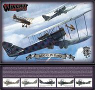 Wingnut Wings  1/32 AEG G.IV Early WNW32034