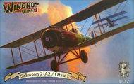 Wingnut Wings  1/32 Wings Salmson 2-A2 / Otsu 1 WNW32038