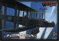 Wingnut Wings  1/32 Handley-Page 0/400 - mid/late 2019 - RESERVATION PRICE - Pre-Order Item WNW32039