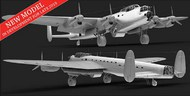 """Wingnut Wings  1/32 Avro Lancaster B.Mk.III """"Dambusters"""" (SEP 2019) - Price not published - around $350 - Pre-Order Item WNW32044"""
