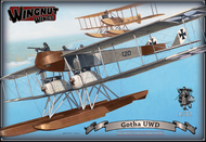 Wingnut Wings  1/32 Gotha UWD floatplane WNW32053