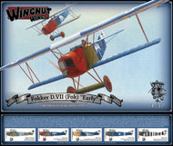 "Wingnut Wings  1/32 Fokker D.VII (Fok) ""Early"" WNW32067"