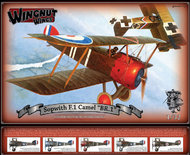 "Wingnut Wings  1/32 Sopwith F.1 Camel ""BR.1"" WNW32070"