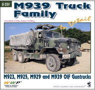Wings And Wheels Publications   N/A US Army 5 ton Truck M939 Series MPAW001