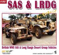 SAS & LRDG In Detail (British WW2 SAS & Long Range Desert Group Vehicles)* #WWPR092