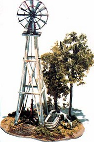 Woodland Scenic  HO Mini Scene Kit- Windmill WOO103