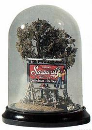 Woodland Scenic  HO Mini Scene Kit- Sign Painter WOO105
