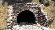 Woodland Scenic  N Random Stone Culvert (2) WOO1164