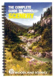 The Complete Guide to Model Scenery Book #WOO1208