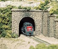 Woodland Scenic  HO Random Stone Single Tunnel Portal WOO1255