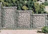 Woodland Scenic  HO Random Stone Retaining Wall (3) WOO1261
