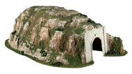 "Woodland Scenic  HO Ready Landforms- Straight Tunnel (16.5""W x 26""L x 8""H) (6/Cs) WOO1310"
