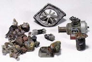 Woodland Scenic  HO Scenic Detail Kit- Industrial Junk WOO225