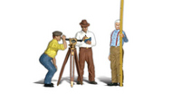 Woodland Scenic  G Hilow Bros. Surveying Co WOO2556