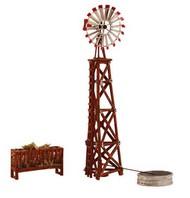 Woodland Scenic  N Built-N-Ready Windmill WOO4937