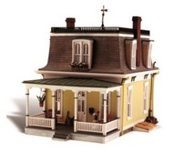 Woodland Scenic  N Built-N-Ready Home Sweet Home 2-Story WOO4939