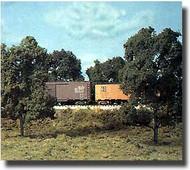 Woodland Scenic  1/87 7 1/2 Big Old Trees Large M WSTK26
