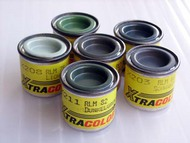 Xtracolor Paints  Xtracolor Enamel RAF High Speed Silver XOX038