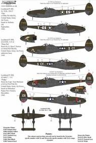 Lockheed P-38F/G/H LightningCollection Pt.2 (11) #X48215