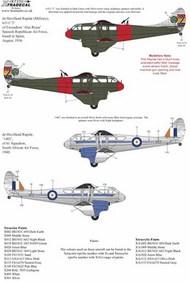 de Havilland Dominie/Rapide in Military Service (11) #X72311