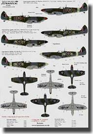 Supermarine Spitfire Mk.IXe/Mk.XVIe #XD32025