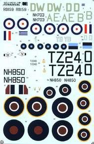 Supermarine Spitfire Mk.XIV/Mk.XVIII (7) High #XD48130