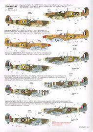 Supermarine Spitfire Mk.Vb/c (9) AB790 AK-J W #XD48132