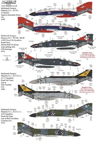 McDonnell-Douglas F-4K Phantom FG.1 (4): XV59 #XD48186