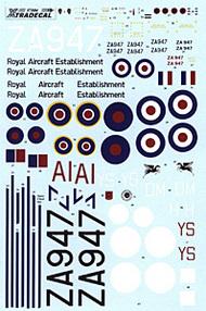 C-47 Dakota History of ZA947* #XD72084