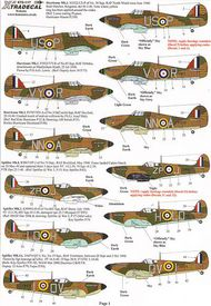 Battle of Britain 1940 70th Anniv. RAF #XD72117