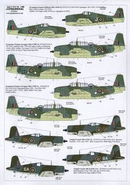 Yanks with Roundels. US Aircraft in the FAA P* #XD72140
