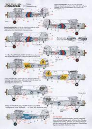Fairey Swordfish Pt 2 (11) Mk.1 L9777/701 or #XD72147