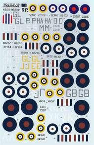 The Battle for Malta RAF (12) Gloster Gladiat #XD72161