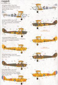 de Havilland DH-82A Tiger Moth (10) K4288 /D #XD72190