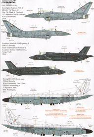 RAF 2014 Update. Display Eurofighter EF-2000A* #XD72216