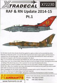 RAF/RN Update 2015 (10) - Some very attractiv* #XD72230
