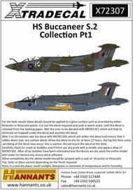 Blackburn Buccaneer S.2 Collection Part.1 (10) #XD72307