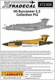 Blackburn Buccaneer S.2 Collection Part.2 (10) #XD72308