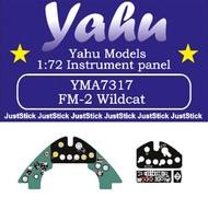 Grumman FM-2 Wildcat Instrument Panel #YMA7317
