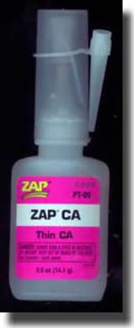 1/2 OZ ZAP CA SPR THIN #HBPT09