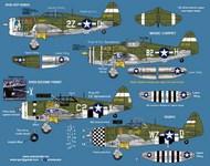 Zotz Decals  1/24 Republic P-47D Thunderbolt ZTZ24002