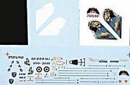 Zotz Decals  1/72 Jason Special Greek F-16 Anniversary MarkingsJason Special Greek F-16 Anniversary Markings ZTZ72021