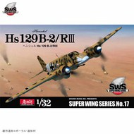 Henschel Hs.129B-2/RIII #ZKMK29379
