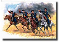 Zvezda Models  1/35 Soviet Cossacks WWII (4 Soldiers w/Horses) ZVE3579
