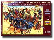Persian Cavalry & Chariots, 5-4 BC #ZVE8008