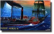 Zvezda Models  1/100 Sirus Steam Power Sailing Ship ZVE9013