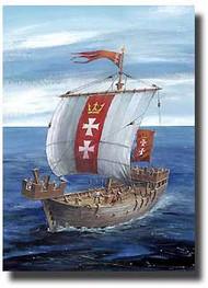 Hansa Cog-Crusaders Ship #ZVE9018