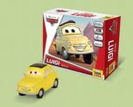 Zvezda Models  1/43 Luigi from Disney Movie Cars (Snap) (D)<!-- _Disc_ --> ZVE2016