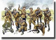 Zvezda Models  1/35 Red Army Infantry (1940-42) ZVE3526