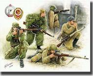 Zvezda Models  1/35 WWII Soviet Sniper Team ZVE3597